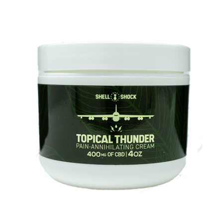 Topical Thunder CBD Cream